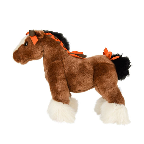 Hermes Hermy The Horse Plush Toy Small Model PPM New