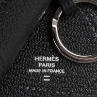 Hermes Bag Charm Ombre Lizard Camail Key Ring new - mightychic