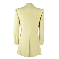 Hermes Coat / Jacket Cashmere and Details Superb Colour Vintage 38 / 6 - mightychic