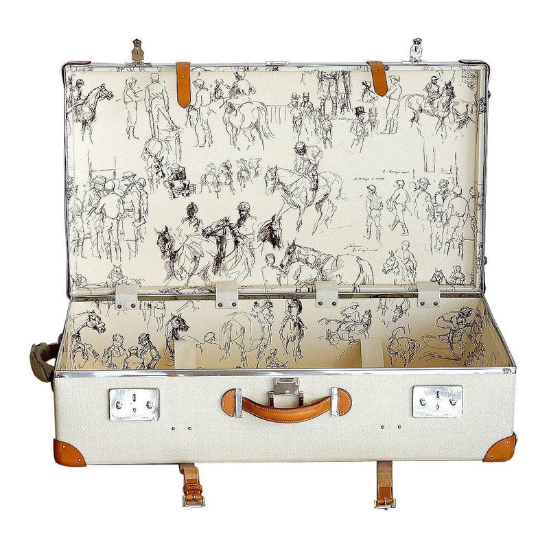 Hermes Suitcase Faubourg Express Limited Edition Only 3 in USA Rare w/ Box - mightychic