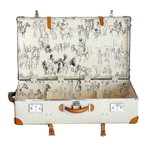 Hermes Suitcase Faubourg Express Limited Edition Only 3 in USA Rare w/ Box