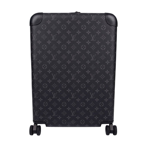 Louis Vuitton Horizon 55 Roller Luggage Carry On Black Monogram