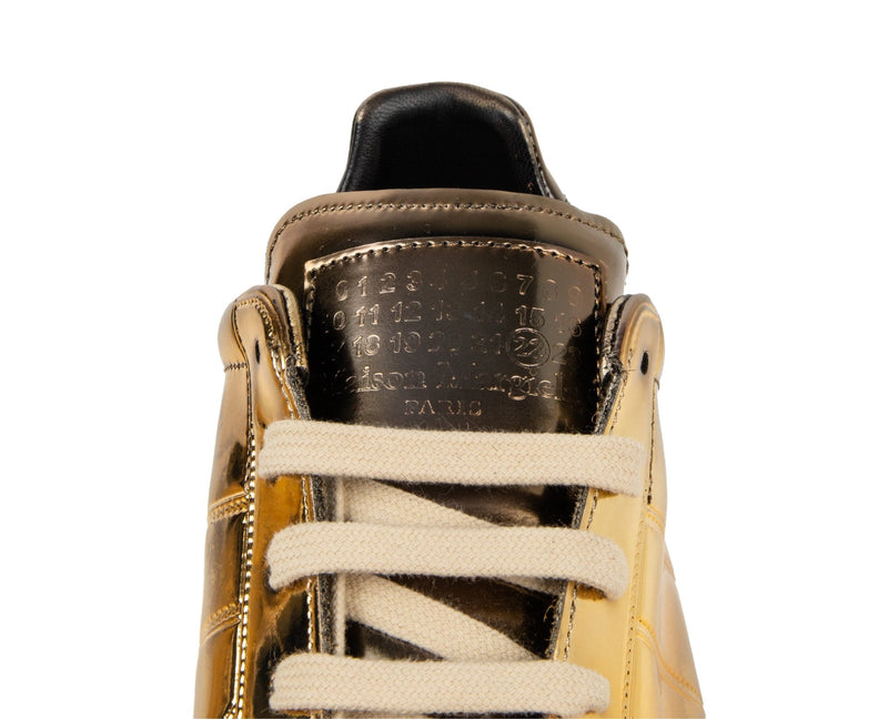 Maison Martin Margiela Men's Sneaker Ombre Metallic Limited Edition 43 - mightychic
