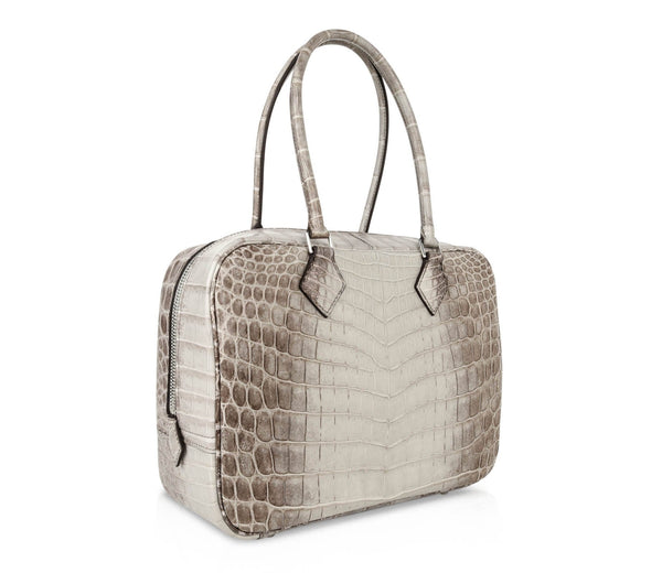 f902264006bc ... Hermes Plume 28 Gris Cendre Himalaya Gray Very Rare - mightychic ...