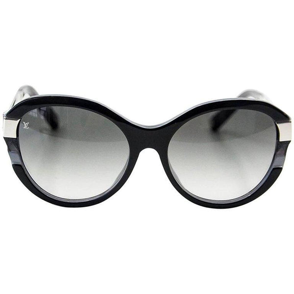 Louis Vuitton Sunglasses Black Petit Soupcon Cat Eye - mightychic