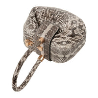 Gabriela Hearst Nina Demi Bag Snakeskin Limited Edition Colour