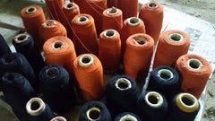 Large Rolls Thread for Handloom Cloth Making Sri Lanka
