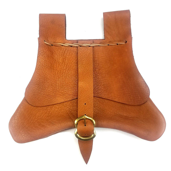 14th Century Leather Belt Pouch for Women and Men - Pouch belt pouch Bollock pouch dress accessories pouch dress accessories purce gilperie