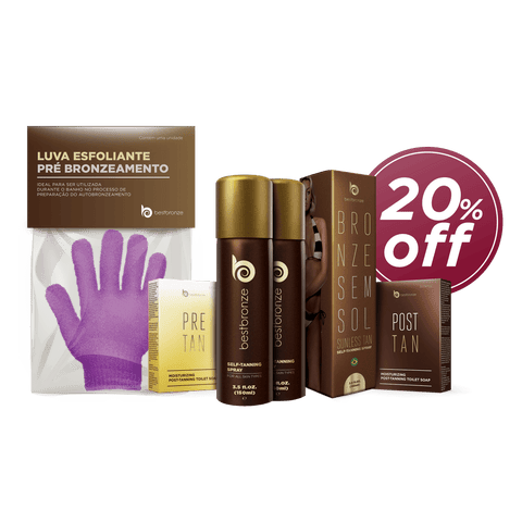 Bundle Best Bronze Essential PLUS