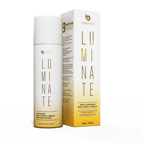 25% OFF LUMINATE Sexy body Shimmer 150ml