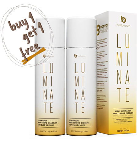 Buy 1 Get 1  LUMINATE Sexy body Shimmer 150ml