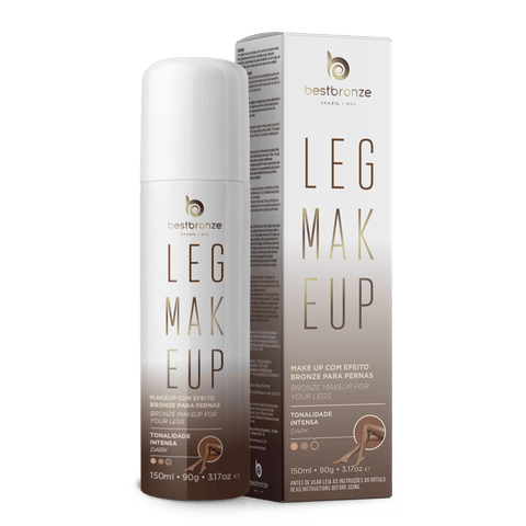 25% OFF LEG MAKEUP - Dark Color