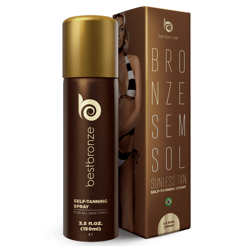 10%OFF #1 Brazilian Best Seller Spray Tan