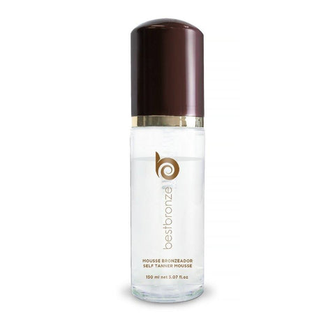 Clear Vegan Self-Tanning Mousse 150ml