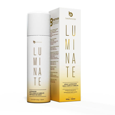 LUMINATE Sexy Body Shimmer Spray 150 ml