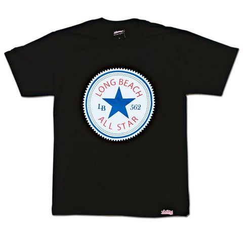 Long Beach All Star Men's T-Shirt