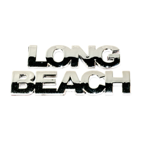 Long Beach Car Emblem