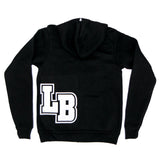 Collegiate Long Beach Women's Zip Up Hoodies