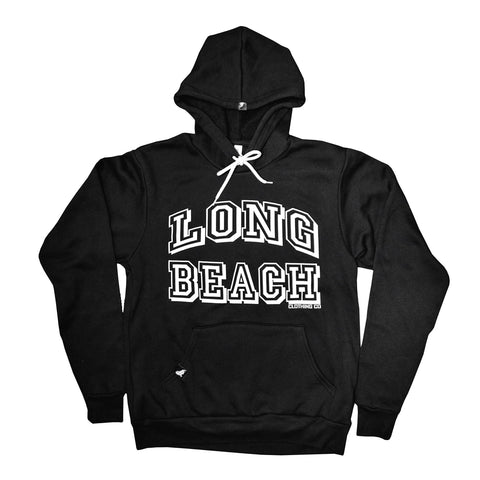 Collegiate Long Beach Women's Pullover Hoodie