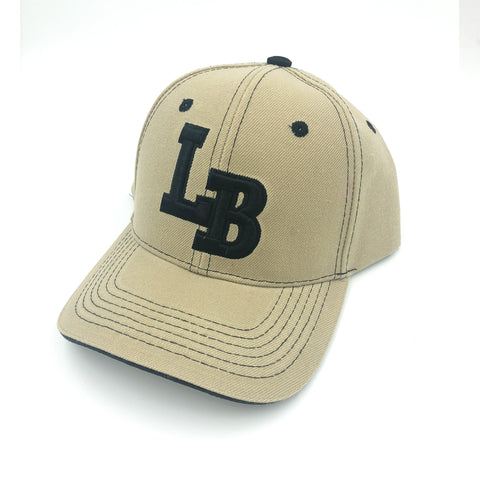 Block LB Khaki Dad Hat