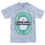 LB Premium Quality Athletic Heather Men's T-Shirt