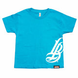 Hipster Youth Turquoise T-Shirt