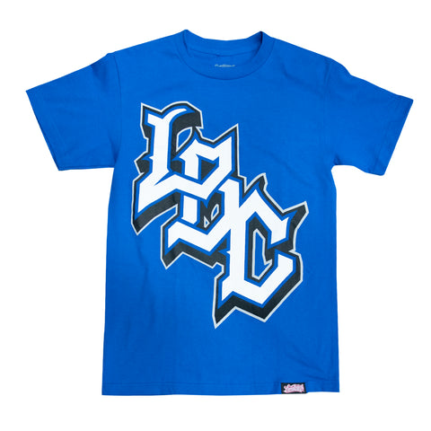 Jagged LBC Men's Royal T-Shirt