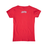 LB Bridge Girl's Red T-Shirt