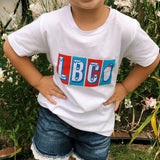 LBCEE White Toddler T-Shirt