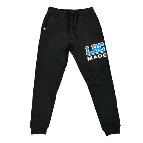 LBC Made Men's Black Joggers