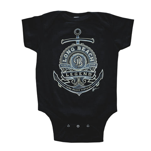 Long Beach Legend Onesie