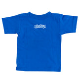 Retro Block Toddler Royal T-Shirt