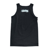 LB Neighborhoods Men's Black Tank Top