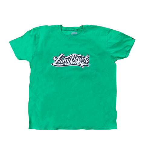 OG Logo Short Sleeve Men's Green T-Shirt