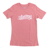OG Logo Women's Dusty Rose Heather T-Shirt