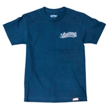 Playa Larga Men's Navy T-Shirt