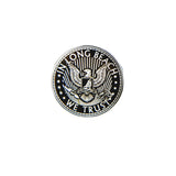 Official Seal Lapel Pin