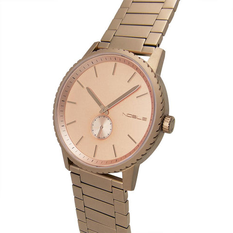 The Director 45mm All Rose Gold Metal