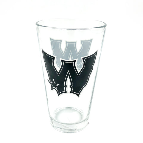 West Coast For Life Pint Glass