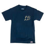 Long Beach Yacht Club Men's Navy T-Shirt