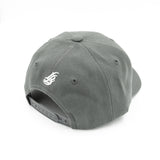 Block Letter Youth Grey Baseball Hat