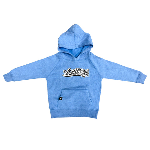 OG Logo Toddler Royal Heather Pullover Hoodies