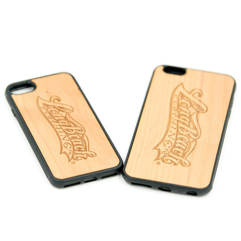 Wooden OG Logo iPhone Case