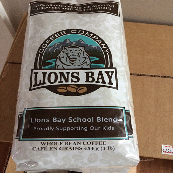 Supporting the Lions Bay Community School