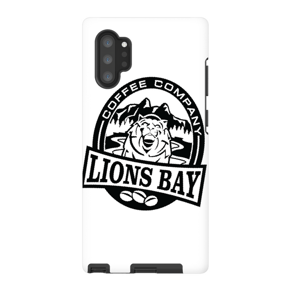 Stylin' with the Lion- Roarin' Phone Cases - Lions Bay Coffee Company Inc.
