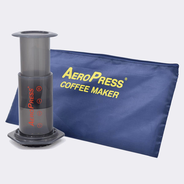 Aeropress Coffee Maker with Tote Bag - Lions Bay Coffee Roasters