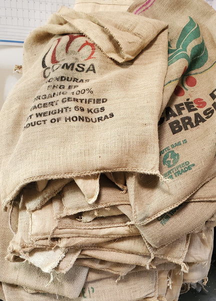 Coffee bags for Heroes! - Lions Bay Coffee Roasters