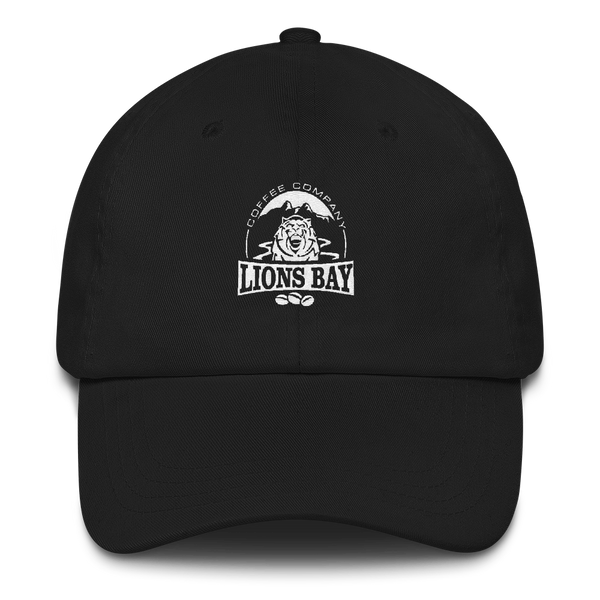 Stylin' with the Lion- Roarin' hat - Lions Bay Coffee Company Inc.
