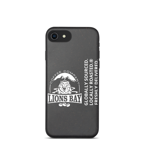 Biodegradable phone case - Lions Bay Coffee Company Inc.