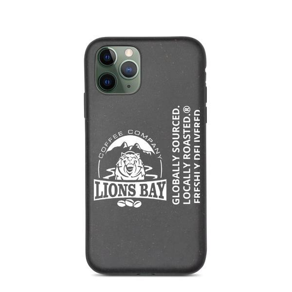 Biodegradable phone case - Lions Bay Coffee Roasters